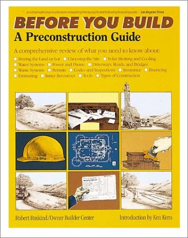 Before You Build: A Preconstruction Guide