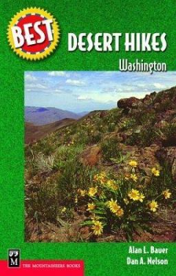 Best Desert Hikes, Washington 9780898865370