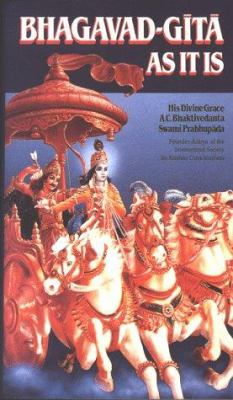 Bhagavad-Gita as It is 9780892131341