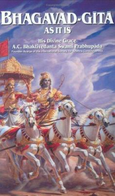 Bhagavad-Gita as It is 9780892132683
