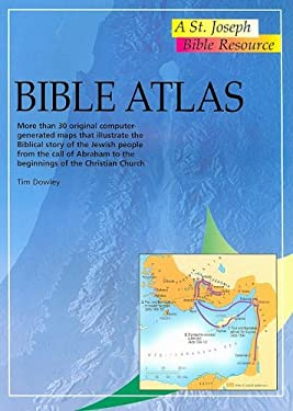 Bible Atlas 9780899426549