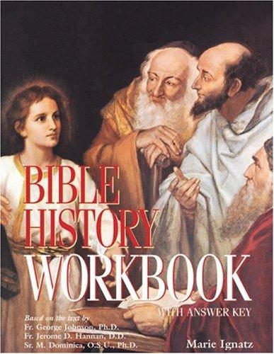 Bible History: Workbook 9780895557032