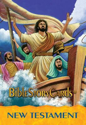 Biblestorycards New Testament Card Pack 9780898272031