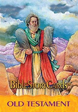 Biblestorycards Old Testament Card Pack 9780898272024