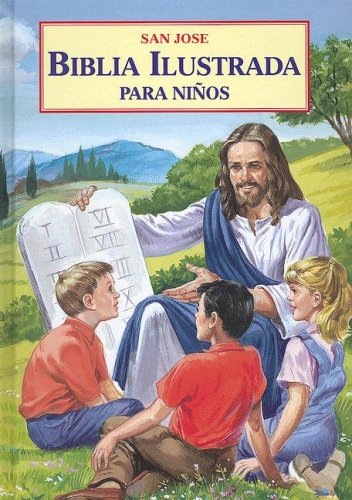 Biblia Ilustrada Para Ninos 9780899426365
