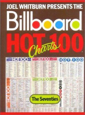 Billboard Hot 100 Charts: The Seventies 9780898200768