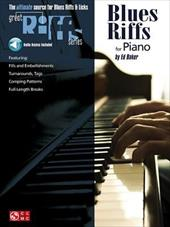 Blues Riffs for Piano 4040116