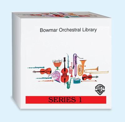 Bowmar Orchestral Library 1: CDs Boxed Set 9780898987737