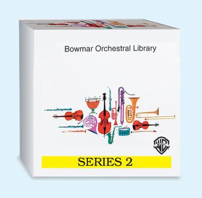 Bowmar Orchestral Library 2: CDs Boxed Set 9780898987744