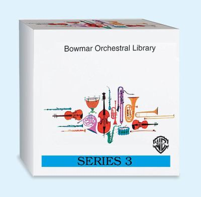 Bowmar Orchestral Library 3: CDs Boxed Set 9780898987751