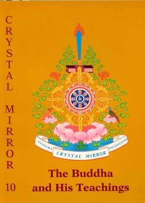 Buddha & His Teachings Crystal Mirror 10 9780898002720