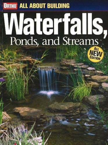 Building Waterfalls, Ponds, and Streams 9780897215145
