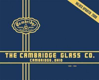 Cambridge Glass 1930-1934 9780891450207