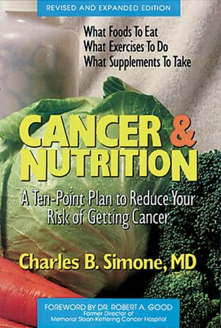 Cancer and Nutrition 9780895294913