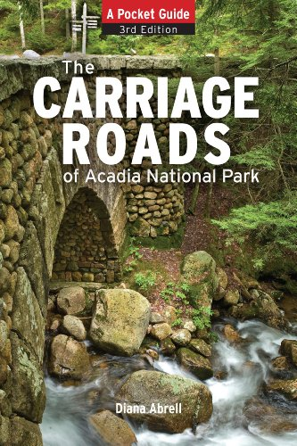 Carriage Roads of Acadia: A Pocket Guide 9780892729241