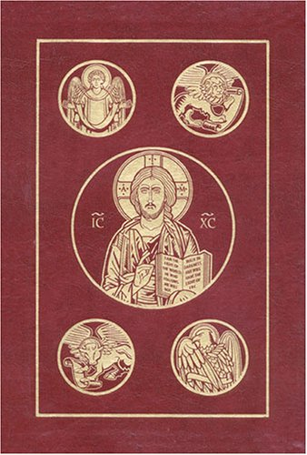 Catholic Bible-RSV 9780898709360