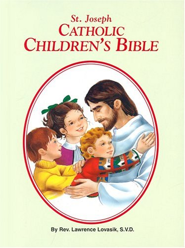 Catholic Children's Bible 9780899421445