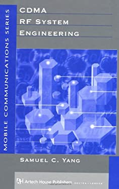 Cdma RF System Engineering 9780890069912