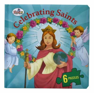 Celebrating Saints (St. Joseph Beginner Puzzle Book) 9780899429908