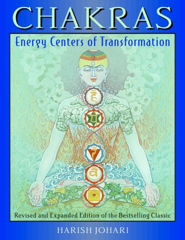 Chakras: Energy Centers of Transformation 9780892817603