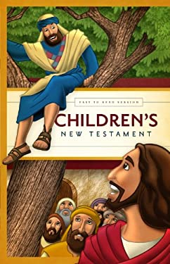 Children's Illustrated New Testament-OE-Easy-To-Read 9780891122913