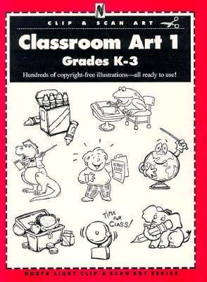 Classroom Art 1, Grades K-3 9780891347033