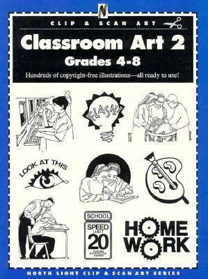 Classroom Art 2, Grades 4-8 9780891347040