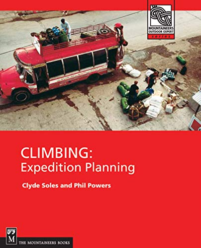 Climbing: Expedition Planning 9780898867701