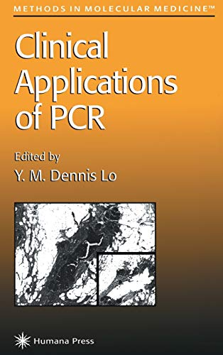 Clinical Applications of PCR 9780896034990