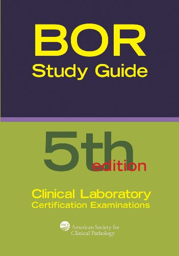Clinical Laboratory: Certification Examinations 9780891895879