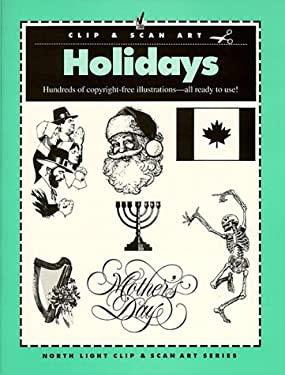 Clip Art: Holidays 9780891344872