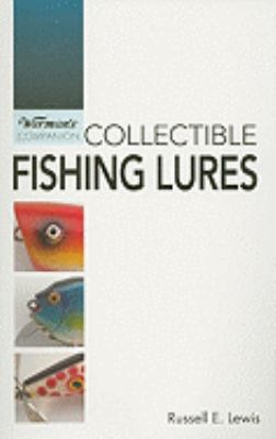 Collectible Fishing Lures 9780896897021