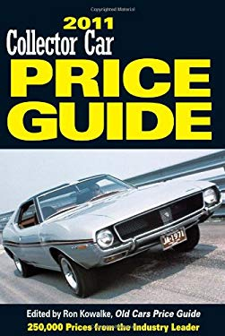 Collector Car Price Guide [With DVD] 9780896899711