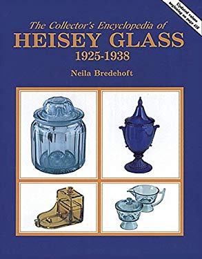 Collectors Encyclopedia of Heisey Glass 9780891453079