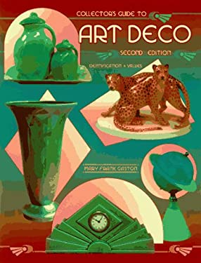 Collectors Guide to Art Deco 9780891457695