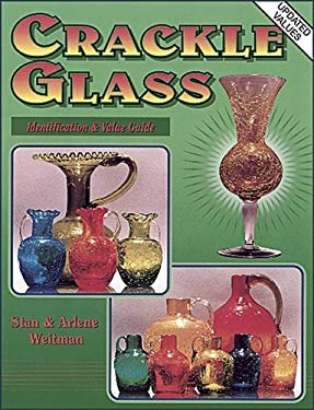 Collectors Guide to Crackle Glass 9780891456742