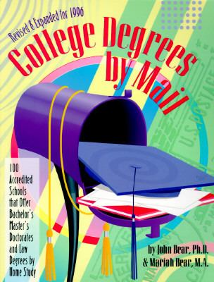 College Degrees by Mail, 1996 9780898157604