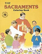 Coloring Book about the Sacraments 4080704