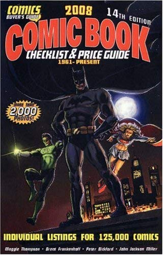 Comic Book Checklist & Price Guide: 1961-Present 9780896895300
