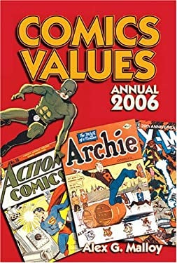 Comics Values Annual: The Comic Book Price Guide 9780896892927