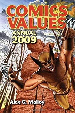 Comics Values Annual: The Comic Book Price Guide 9780896899346