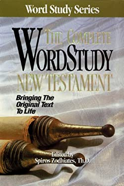 Complete Word Study New Testament-KJV 9780899576510