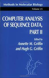 Computer Analysis of Sequence Data Part II 4047560