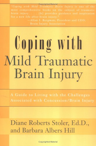 Coping with Mild Tra Br Injury 9780895297914