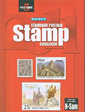 Scott Standard Postage Stamp Catalogue, Volume 5: Countries of the World: N-Sam 9780894874529