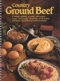 Country Ground Beef 9780898211047