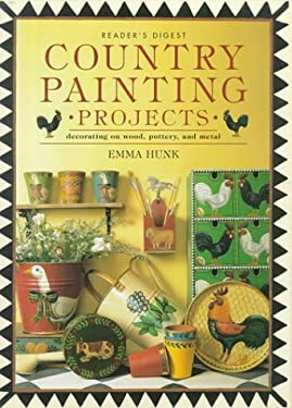 Country Painting Projects 9780895779106