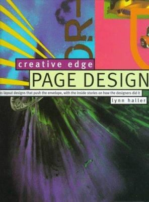 Creative Edge: Page Design 9780891348481