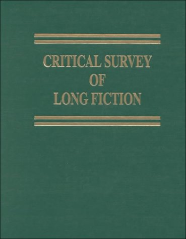 Critical Survey of Long Fiction, Volume 2: Truman Capote-Stanley Elkin 9780893568849