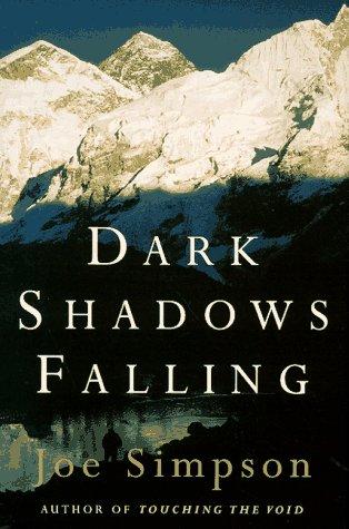 Dark Shadows Falling 9780898865493